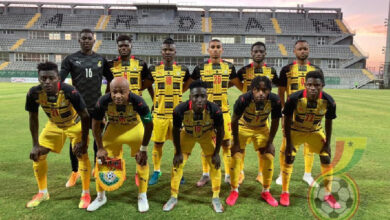 Photo of Ghana drops in FIFA Ranking for the Month of October