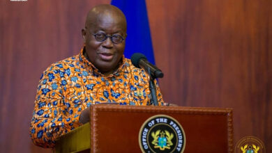 Photo of Ghanaians hit back at Nigerians for disrespecting President Akufo-Addo