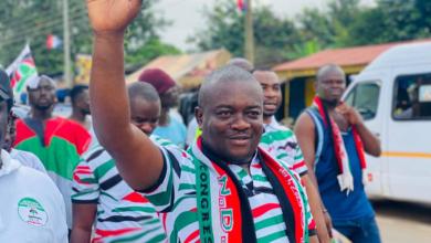 Photo of Ndc has Akim Oda in mind than Npp -Hon. Jones Asante(AUDIO)