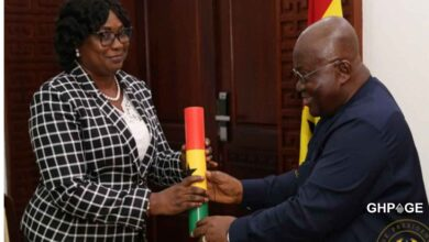 Photo of Cynthia Lamptey appointed interim Special Prosecutor