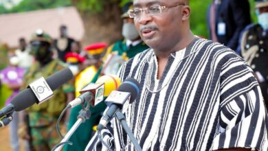 Photo of Investing in Agriculture is not risky – Dr. Bawumia to financial institutions