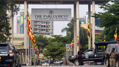 Photo of Uganda parliament quietly passes law against homosexuality
