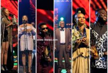 Photo of List Of Winners At #VGMA22 (I)