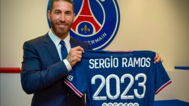Photo of PSG Sign Ex-Real Madrid Captain On Two-Year Deal