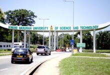 Photo of Security Personnel Deployed To KNUST As 2nd Semester Ends Today