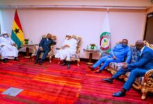 Photo of Let's Find 'Durable' Solution To Guinea Crisis – Akufo-Addo To ECOWAS