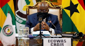 Photo of Guinea coup: ECOWAS gives military rulers 6 months to return country to constitutional order
