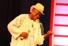 Photo of Legendary Musician, Nana Ampadu Is Reported Dead