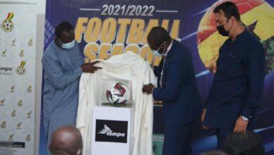 Photo of GFA Launches 2021/2022 Football Season