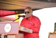 Photo of President Akufo-Addo Launches 'Clean Your Frontage Campaign'