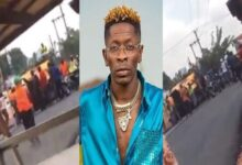 Photo of Shatta Wale Shot By Unknown Gunmen At East Legon