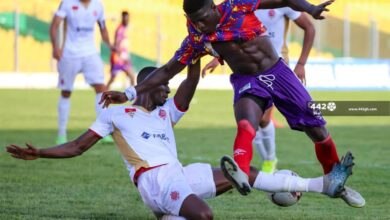Photo of CAF Champions League: Hearts of Oak Eliminated After Conceding 6  At Wydad