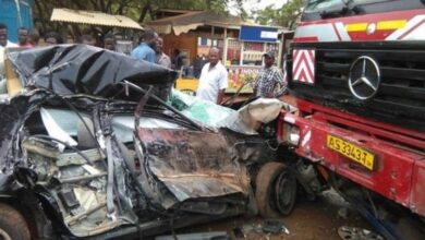 Photo of Accident: 13 die, 11 Others Injured At Ohene Nkwanta Near Konongo