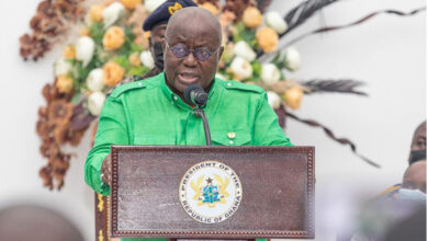 Photo of 'I Won't Take Excuses!' – Akufo-Addo Warns MMDCEs